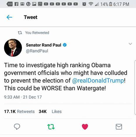 Rand Paul Investigate