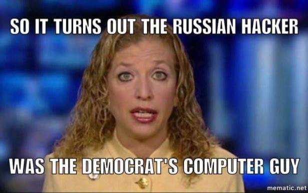 Russian Hacker DNC Computer Guy