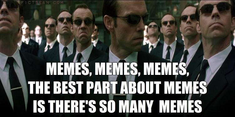 The Best Part About Memes Smith Matrix ! Memes Memes Memes