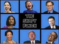 ! The Shady Bunch Obama Administration