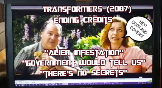 Transformers (2007) Ending Credits BANNER 2