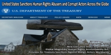 US Department of Treasury Mr. Nobody Boot House BANNER