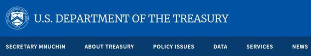 US Department of Treasury