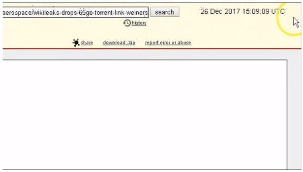 Wikileaks 65GB Christmas Gift CONFIRMED 2013 TORRENT (6)