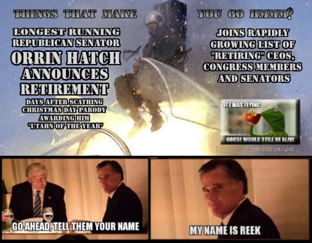 180102 Orin Hatch Retires from Senate Mitt Romney Reek