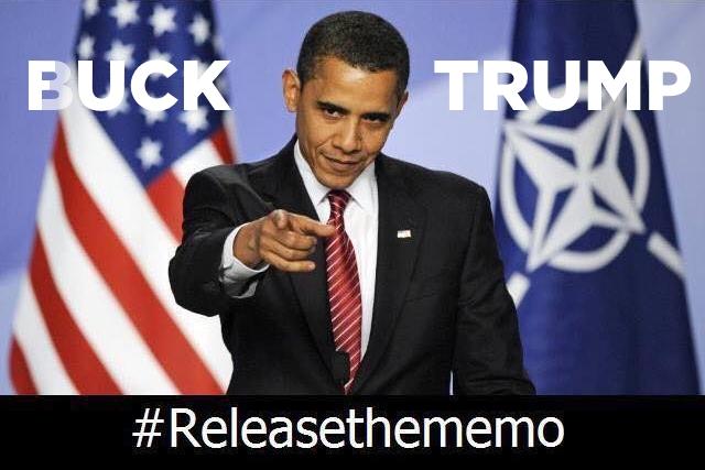 Buck Trump Obama Release the Memo ReleaseTheMemo.jpg