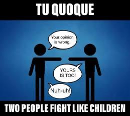 Children Fighting - Tu Quoque