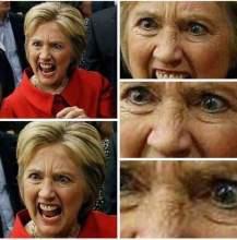 Evil Eye Hillary Killery