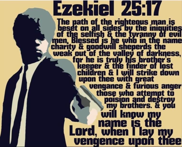Ezekiel 25-17