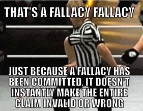Fallacy Fallacy 2