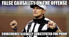 False Causatlity