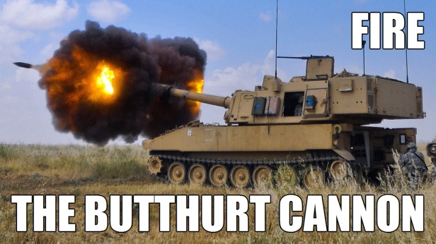 Fire the Butthurt Cannon 6