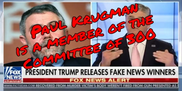 Hannity Paul Krugman BANNER