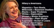 Hillary Bigoted