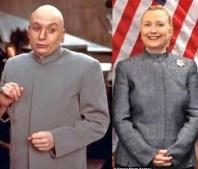Hillary Clinton Dr Evil Austin Powers3