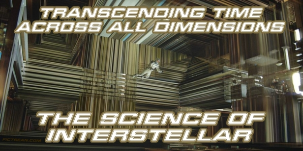 Interstellar Transcending Time The Science of Interstellar BANNER