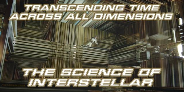 Interstellar Transcending Time The Science of Interstellar BANNER