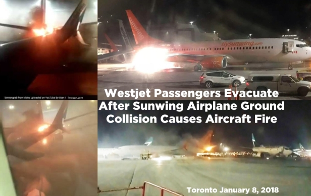 LA FG Toronto Airport Ground Collision 20180106 HEADLINE