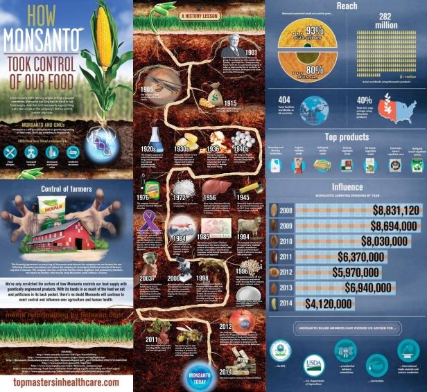 Monsanto How Monsanto Took Control of our Food Meme