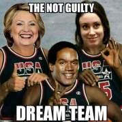 Not Guilty Dream Team