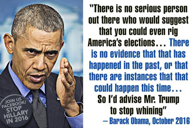 ! Obama Election Impossible Hacked 1