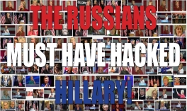 Russians Must Have Hacked Hillary 2