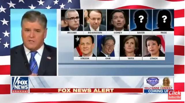 ! Sean Hannity Release the Memo2