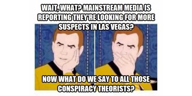 Star Trek Kirk Looking for more suspects in Las Vegas BANNER