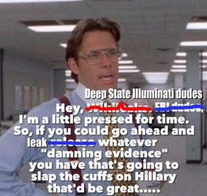 ! TPS FBI Deep State Illuminati