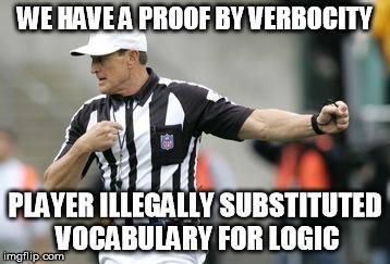 Verbocity Vocabulary over Logic