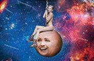 Wrecking Ball Miley Cyrus Hillary