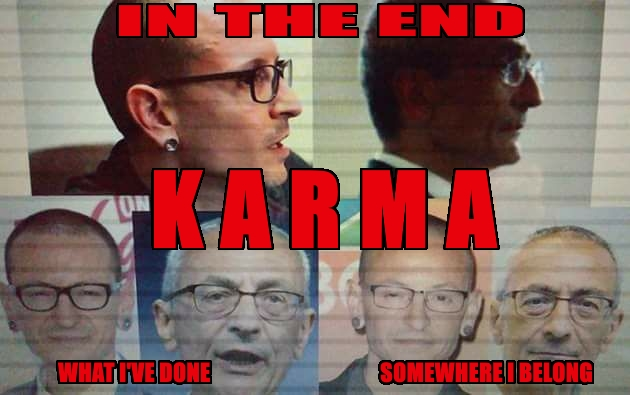 ! Karma Bennington Chester John Podesta