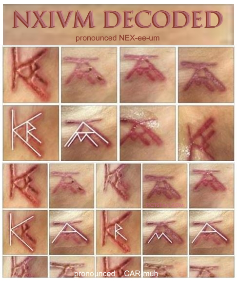 NXIVM Decoded Karma Pronounced