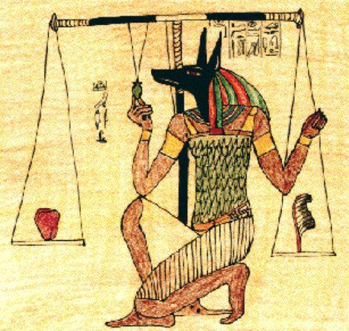 Scales - Anubis 1