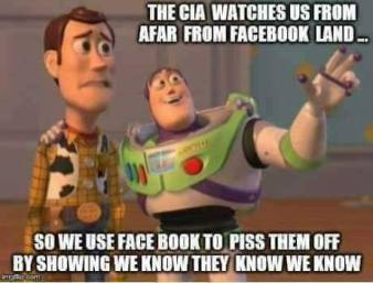! CIA Handlers Toy Story