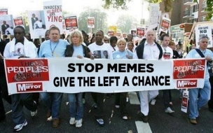 ! Stop Memes Give the Left a Chance