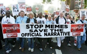 ! Stop . Memes Save the Official Narrative