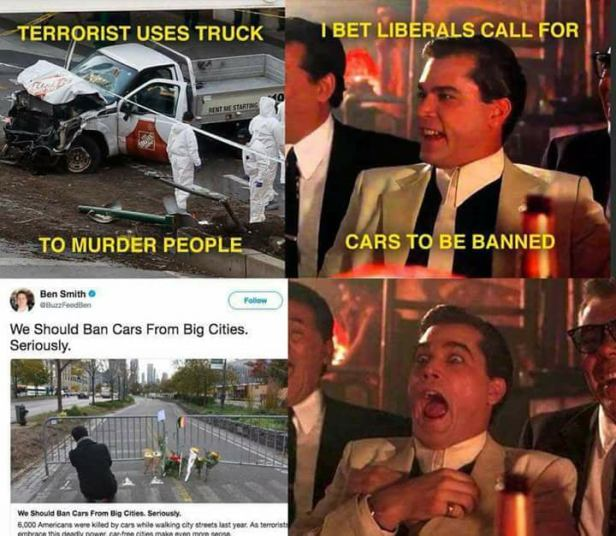 ! Stop . Things Trucks Ray Liotta Goodfellas