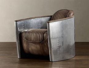 Aviation Retro Chair 1
