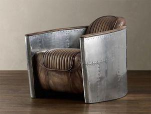 Aviation Retro Chair 1