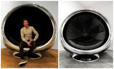 Aviation Retro Chair 737 1