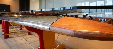 Aviation Retro Desk Wing 2