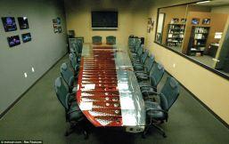 Aviation Retro Desk Wing 3