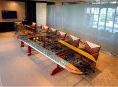 Aviation Retro Desk Wing ! Zacks