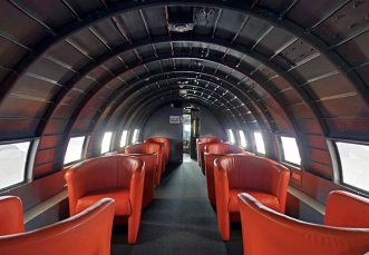 Aviation Retro ! Interior Dining Room Runway 34