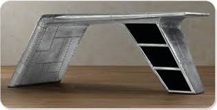 Aviation Retro Personal Desk 1