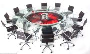 Aviation Retro Table and Chairs