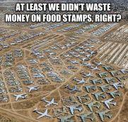 Boneyard Food Stamps