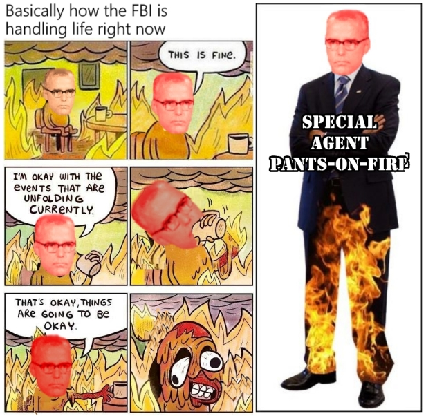 ! Dog on Fire Melting in Hell Clip  McCabe FULL Special Agent Pants-On-Fire.jpg