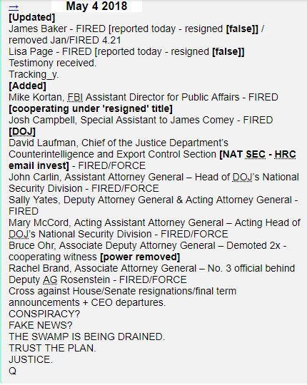 List of (Early) Crimes of the Obama DOJ and FBI2
